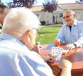 bonne humeur et santé des seniors
