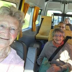 Un accompagnement a la mobilite en residence seniors