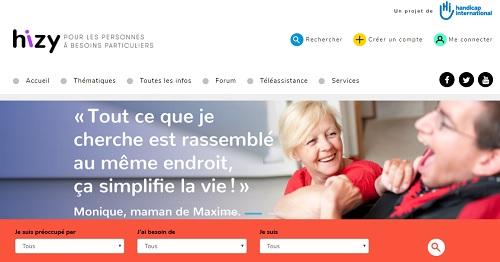 hizy.org plateforme digitale pour aider les aidants