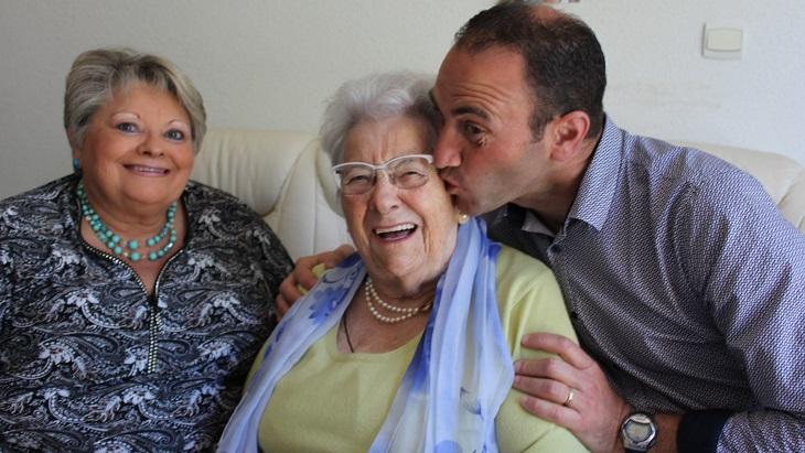 Rire et santé des seniors