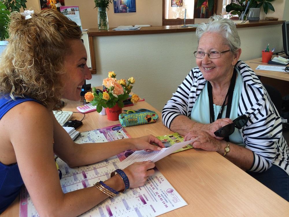 admission en residence seniors