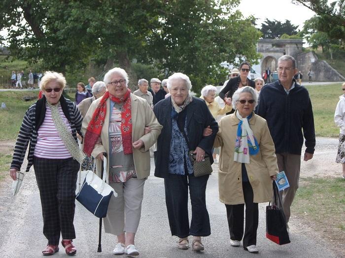 L'isolement chez les personnes âgées