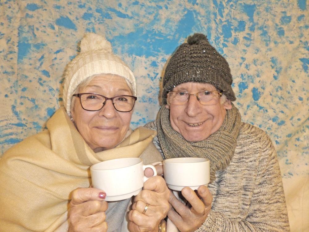 Hiver : Le froid et les personnes âgées