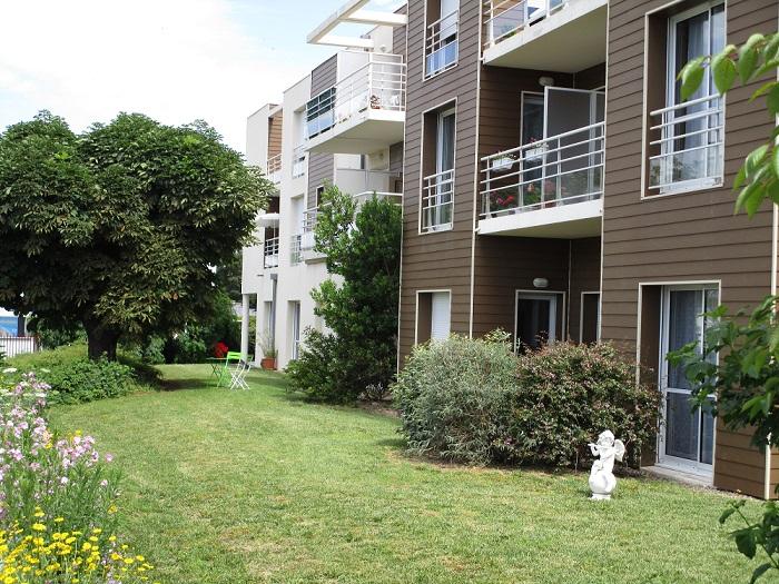 les residentiels residence seniors niort