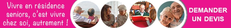 vivre en residence seniors demander un devis
