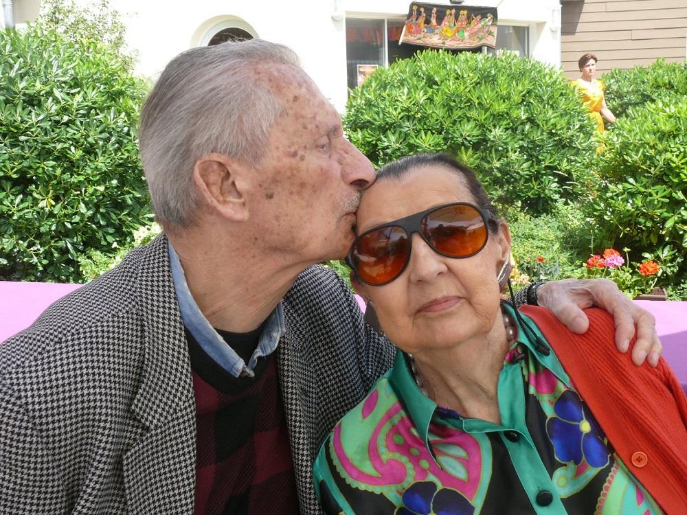 Mme Barrault 92 ans raconte le Paris-Dakar