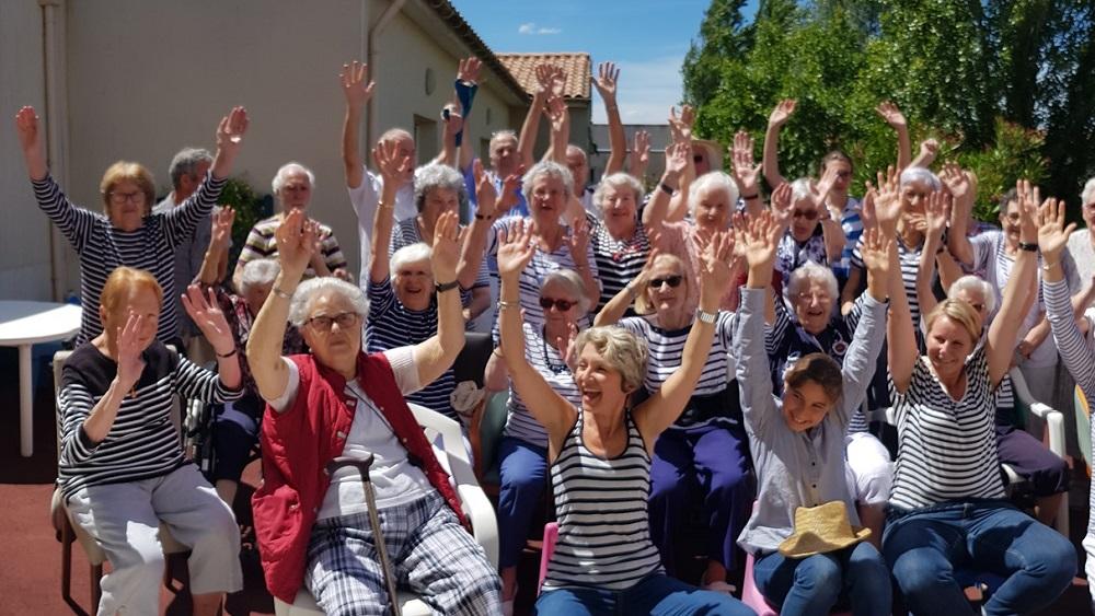 Bien être séniors: pour bien vieillir