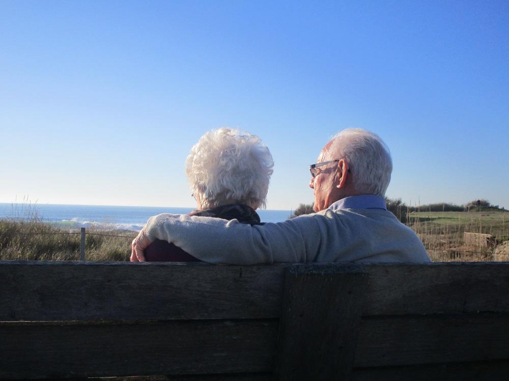 Zoom sur les arrière grands parents