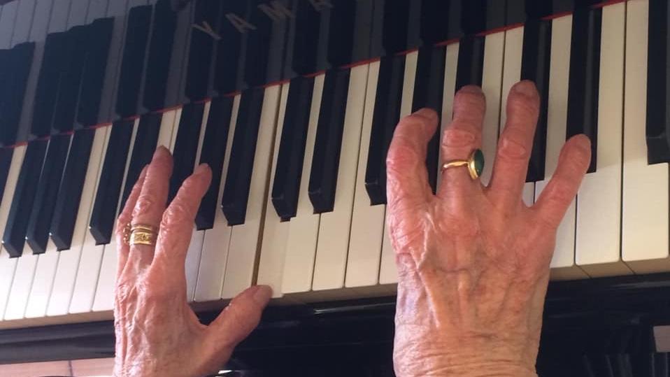 91 ans et toujours passionnée de musique