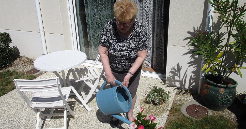 L'isolement des personnes âgées