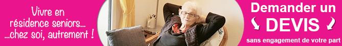 Les Residentiels residences seniors devis gratuit