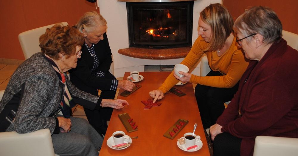 résidence pour personnes âgées